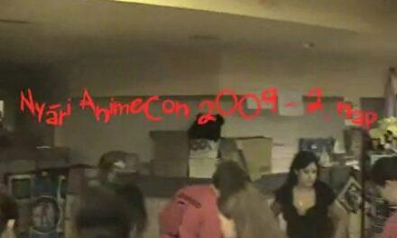NYACON 2009 (MAT) – 2. NAP [MUSIC VIDEO]