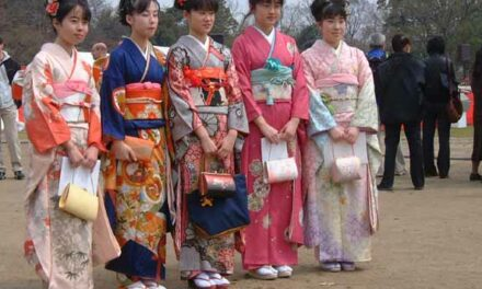 A kimonó 1.