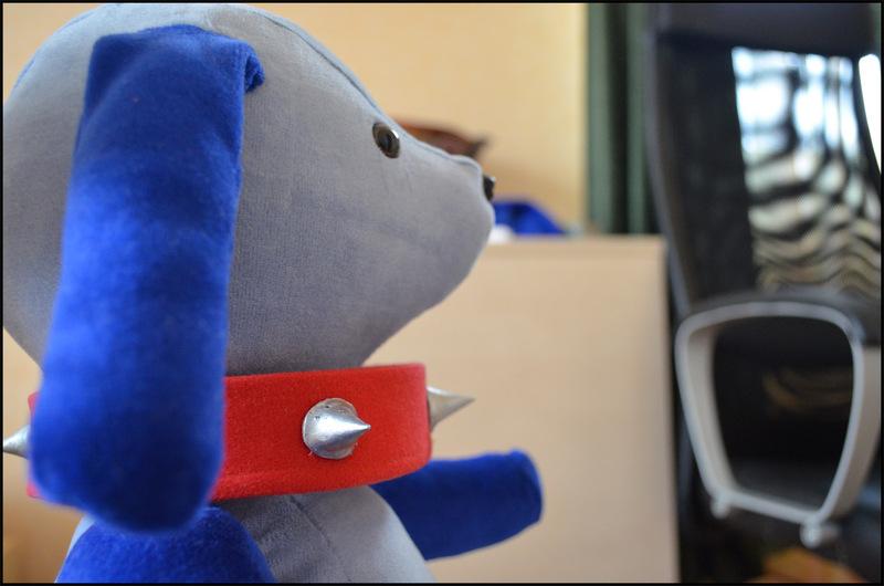 Tutorial: Iyorogi-san – egy kék plüss kutya története