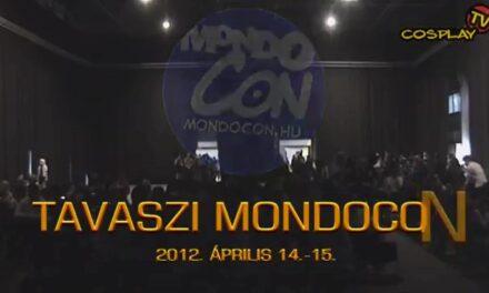 Tavaszi MondoCon 2012 MUSIC VIDEO