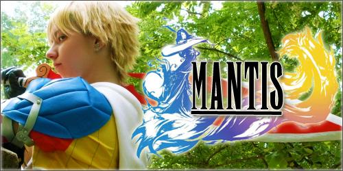 Cosplayográfia: Mantis