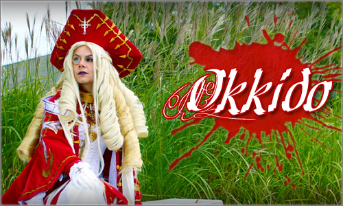 Cosplayográfia: Okkido