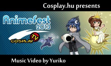 CosplayTV – Animefest 2013