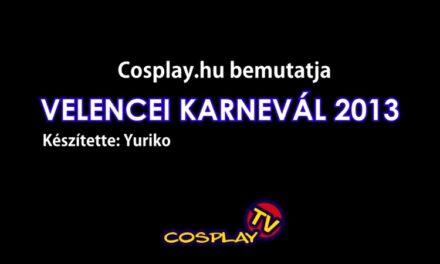 CosplayTV – Velencei Karnevál 2013