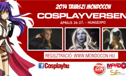 2014. Tavaszi Cosplayverseny – versenyzői listák