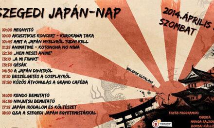 Amikor jó érzés skizofrénnek lenni: I. Japán-nap Szegeden