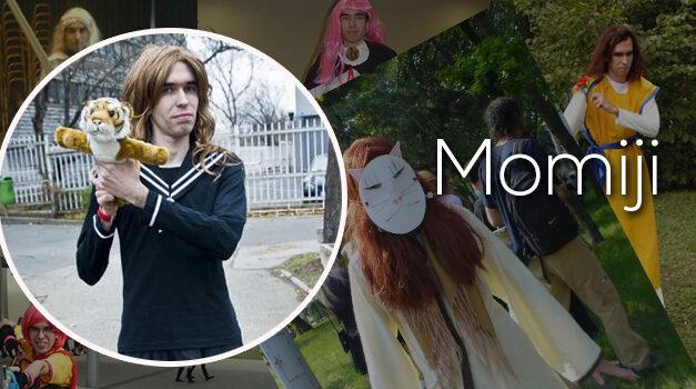 Cosplayográfia: Momiji