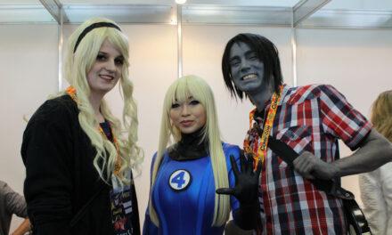 Paszuly élménybeszámolója: East European Comic Con