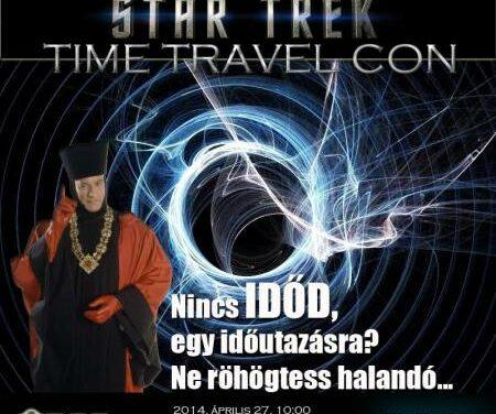 Star Trek Time Travel – Tavaszi Klubnap