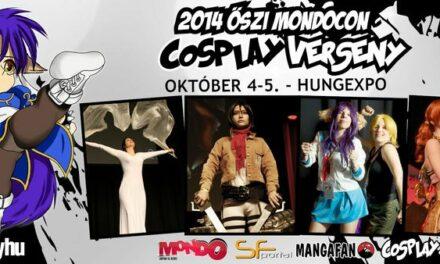 2014 Őszi MondoCon – Cosplayverseny