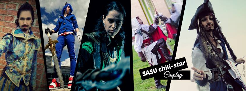 Cosplayográfia: SASU chili-star