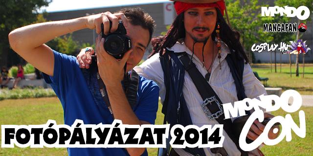2014 Őszi MondoCon – Fotópályázat