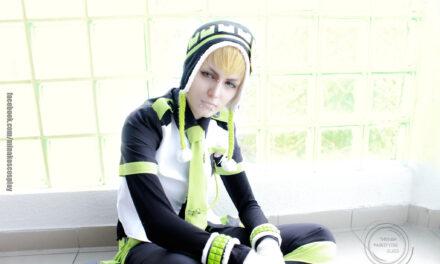 Photoshoot: Noiz (DRAMAtical murder - Minako)