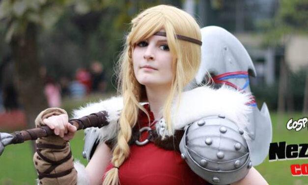 Minda Boglárka (Nezrenael cosplay) interjú