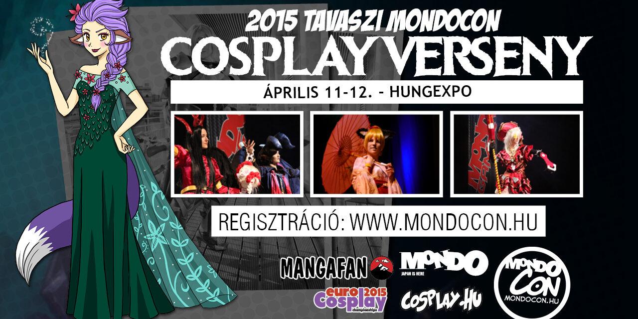 2015 Tavaszi MondoCon – Cosplayverseny
