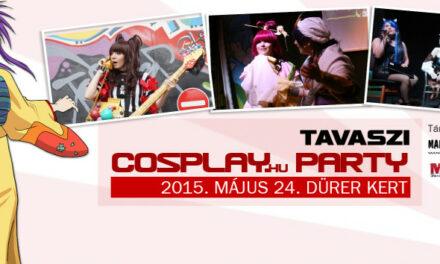 2015 Tavaszi Cosplay Party – Cosplayverseny