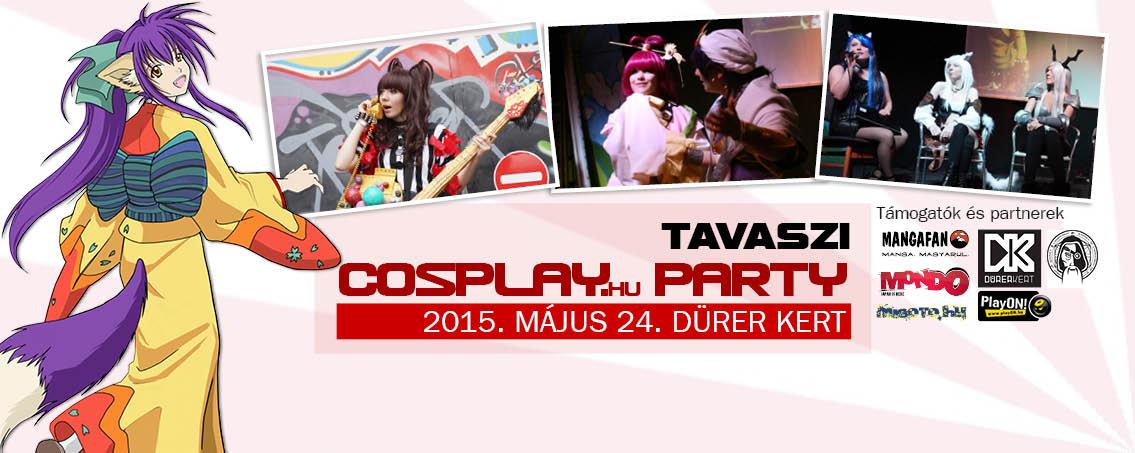 2015 Tavaszi Cosplay Party
