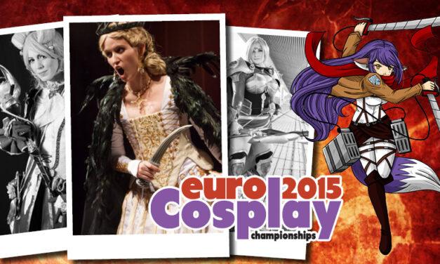 EuroCosplay 2. válogató 2015
