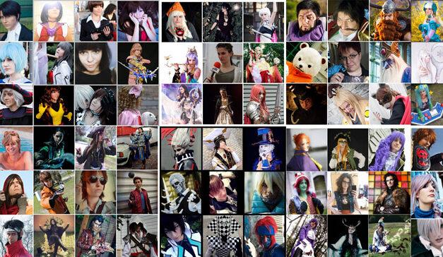 8+1es cosplay képek