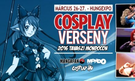 2016 Tavaszi MondoCon – Cosplayverseny