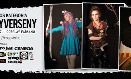 2016 Cosplay Farsang – Cosplayverseny