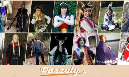 Cosplayográfia: Paszuly