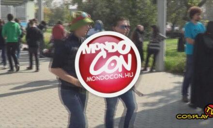 2014 Őszi MondoCon – Music Video