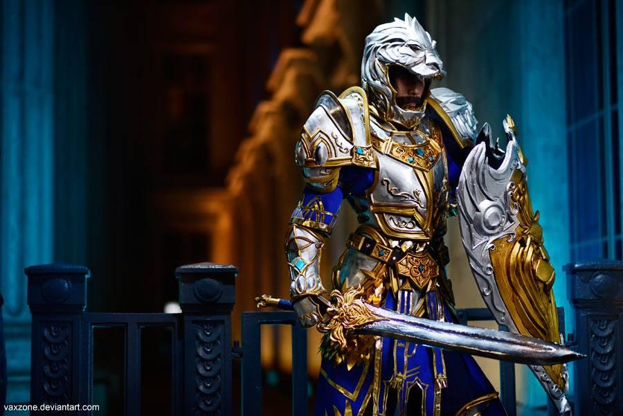 King Llane a Warcraft-ból