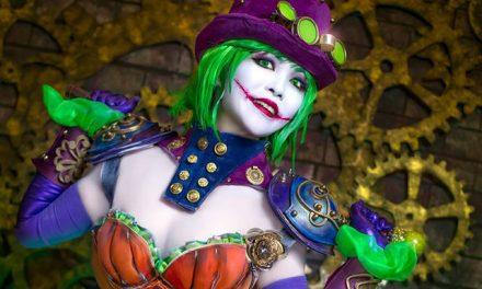 Mai kedvencünk: Joker (Ame-Comi)