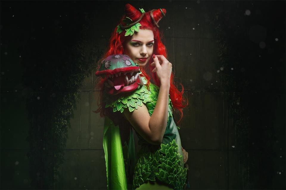 Poison Ivy a Batman és Robinból