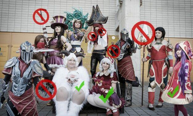 A világ legnagyobb game show-ja idén kitiltja a cosplayes fegyver-replikákat