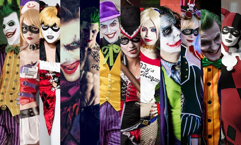 A hét témája: Harley és Joker