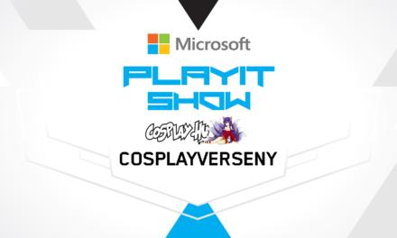 PLAYIT TAVASZ 2016 (BUDAPEST) – Cosplayverseny felvételek