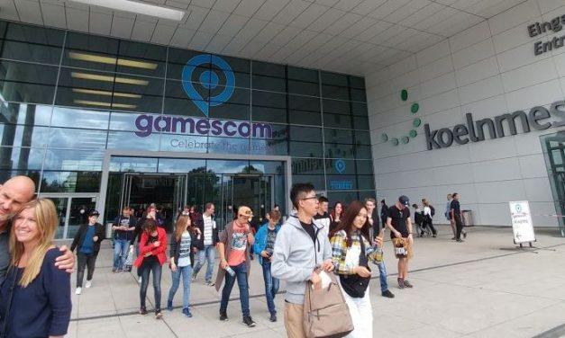 Yuriko: Gamescom 2016