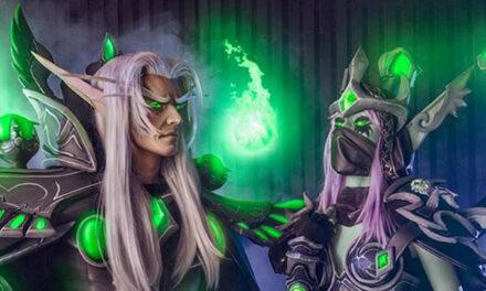Mai kedvencünk: Master Sylvanas és Master Kael'thas