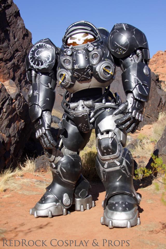 Jim Raynor a StarCraft II-ből