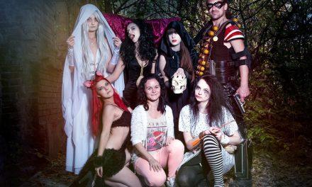 Photoshoot: Living Dream Projekt - Halloween