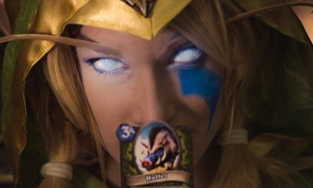 Photoshoot: Alleria Windrunner (Hearthstone - Shayola Artwork)