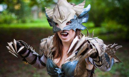 Photoshoot: Charr Warrior (Guild Wars 2 - Szüsz Betti)