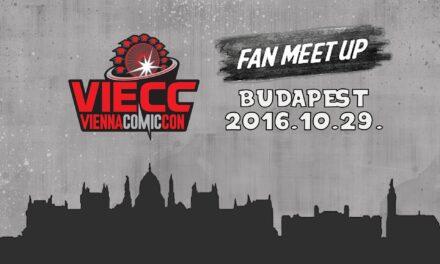 CosplayTV – VIECC BUDAPEST FAN MEET UP 2016