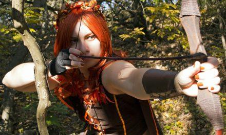 Photoshoot: Autumn Hunter (Original - Mantis)