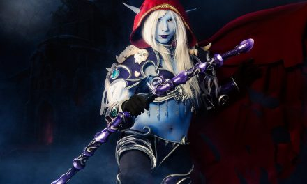 Photoshoot: Sylvanas Windrunner (World of Warcraft - Yuriko)