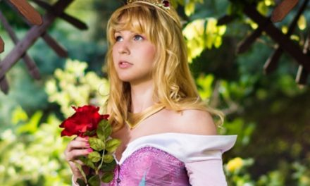 Photoshoot: Princess Aurora (Disney - Elyon)