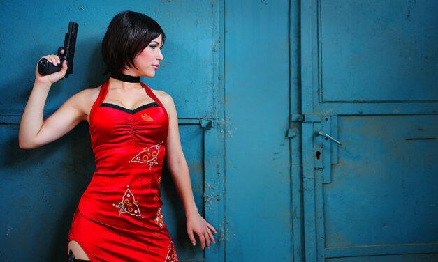 Photoshoot: Ada Wong (Resident Evil – Ada)