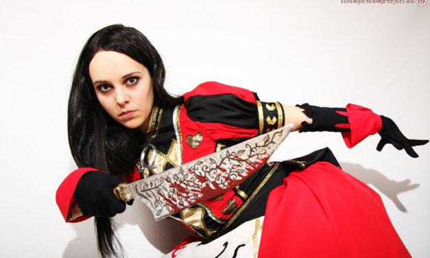 Photoshoot: Alice (Alice Madness Returns – Pecze Margit)