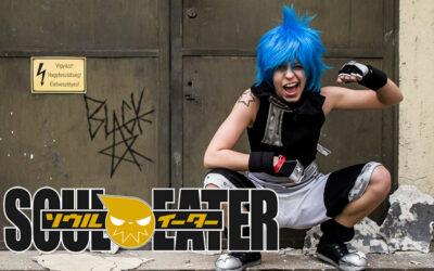 Photoshoot: Black Star (Soul Eater – Garai Panni)