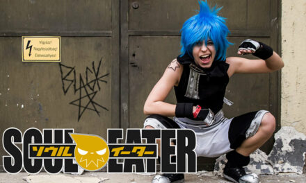 Photoshoot: Black Star (Soul Eater - Garai Panni)