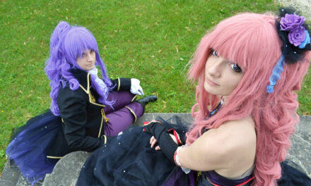 Photoshoot: Celestial Dragons (Vocaloid Sandplay – CrystalShark és Paszuly)