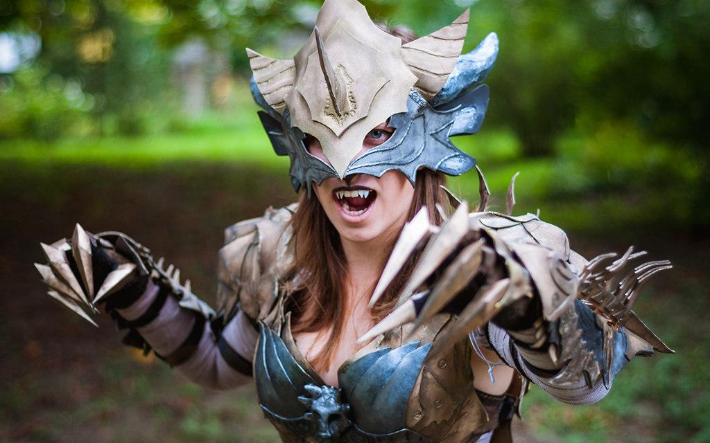 Photoshoot: Charr Warrior (Guild Wars 2 – Szüsz Betti)