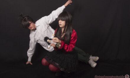 Photoshoot: Creepy Girl (Original - Galaxyna és Nagy Gábor)